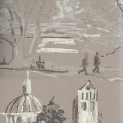 Обои Prestigious Textiles View, арт. 1942-109