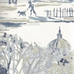 Обои Prestigious Textiles View, арт. 1942-705