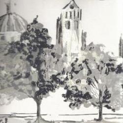 Обои Prestigious Textiles View, арт. 1942-912