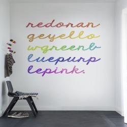 Обои Rebel Walls No 4 Spectrum, арт. R13501
