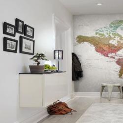 Обои Rebel Walls No 5 - Maps, арт. R13902