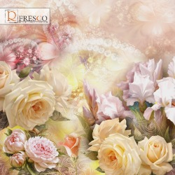 Обои RFresco Цветы, арт. f7203