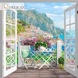 Обои RFresco Классический пейзаж, арт. 44528