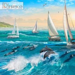 Обои RFresco Морской пейзаж, арт. 50081