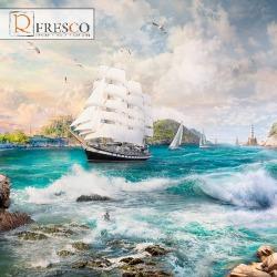 Обои RFresco Морской пейзаж, арт. 50082