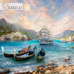 Обои RFresco Морской пейзаж, арт. 50083