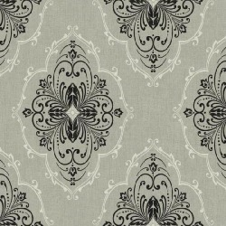 Обои Ronald Redding Designer Damasks, арт. DD8401