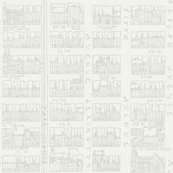 Обои SandBerg New York Stories, арт. 211-21