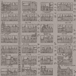 Обои SandBerg New York Stories, арт. 211-59