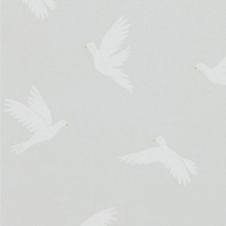 Обои Sanderson The Potting Room Wallpaper, арт. 216380