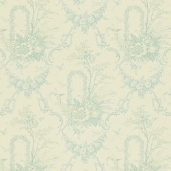 Обои Sanderson The Toile Collection, арт. DEGTAT101