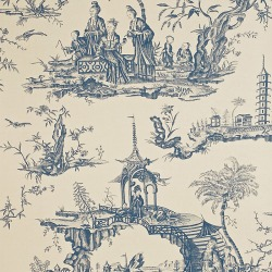 Обои Sanderson The Toile Collection, арт. DEGTSH101
