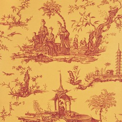 Обои Sanderson The Toile Collection, арт. DEGTSH104