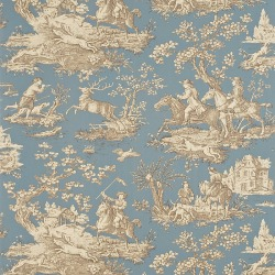 Обои Sanderson The Toile Collection, арт. DEGTST102