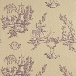 Обои Sanderson The Toile Collection, арт. DEGTVD102