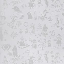 Обои Sandudd Moomin new, арт. 5164-2