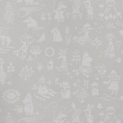Обои Sandudd Moomin new, арт. 5164-3