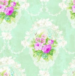 Обои Seabrook Garden Rose, арт. rg60704