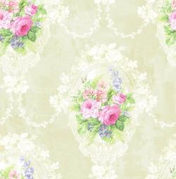 Обои Seabrook Garden Rose, арт. rg60705