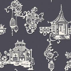 Обои SKETCH TWENTY3 Pagoda, арт. chinois-MH00404