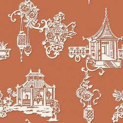 Обои SKETCH TWENTY3 Pagoda, арт. chinois-MH00416