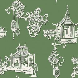 Обои SKETCH TWENTY3 Pagoda, арт. chinois-MH00421