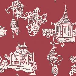 Обои SKETCH TWENTY3 Pagoda, арт. chinois-MH00434