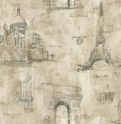 Обои Studio 465 Paris, арт. rs71808