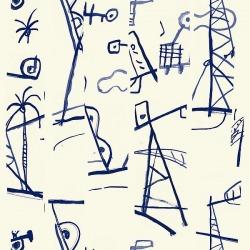 Обои Tres Tintas 9 Selvas de Mariscal, арт. 1997-3