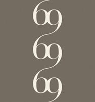 Обои Tres Tintas Bodoni, арт. VH6-C2