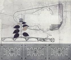 Обои Tres Tintas Journeys, арт. JO1008-3