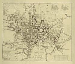 Обои University of Oxford Archives I, арт. IWB00848