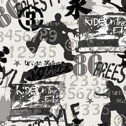 Обои VILBER Black&White, арт. w15.0063.w05