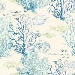 Обои VILBER Blue Mediterraneo, арт. w45.0005.w03