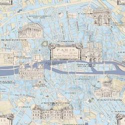 Обои VILBER Great Citys, арт. w15.0041.w30