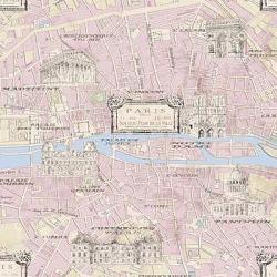 Обои VILBER Great Citys, арт. w15.0041.w40