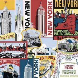 Обои VILBER Great Citys, арт. w15.0044.w01