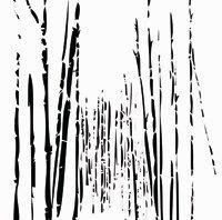 Обои Wall&deco Big Brand 10, арт. Bamboo 300x300