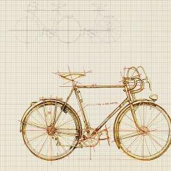 Обои Wall&deco Big Brand 12, арт. BBGR1201