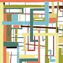 Обои Wall&deco Big Brand 13, арт. BBLB1301