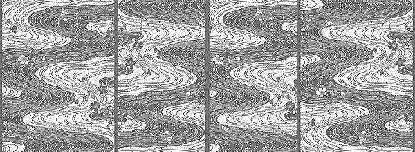 Обои Wall&deco Gio Pagani 10, арт. GPW1003COL1