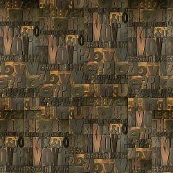 Обои Wall&deco Life 10, арт. WDTY0902