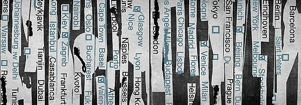 Обои Wall&deco Life 13, арт. WDRW1302