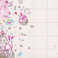 Обои Wall&deco Life 14, арт. WDWN1402