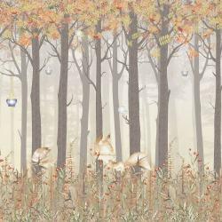 Обои Wall Street Fairy Forest, арт. 20433