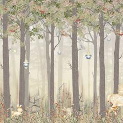 Обои Wall Street Fairy Forest, арт. 20437