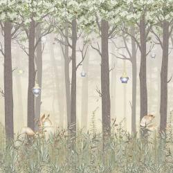 Обои Wall Street Fairy Forest, арт. 20442