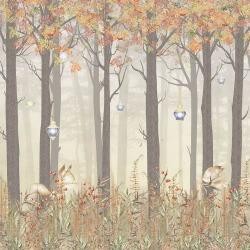 Обои Wall Street Fairy Forest, арт. 20443