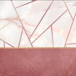 Обои Wall Street Pink it Marble, арт. 21029