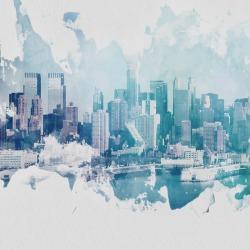 Обои Wall Street Urban, арт. 18450